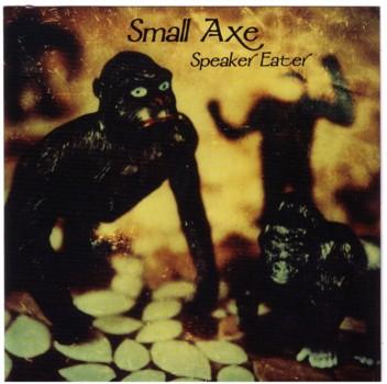 Axe_speaker cover